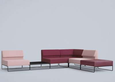 Couch System designed by Morten Voss