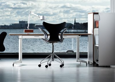 Genese work desk by Morten Voss